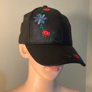 🎉Cute Faux Leather Hat